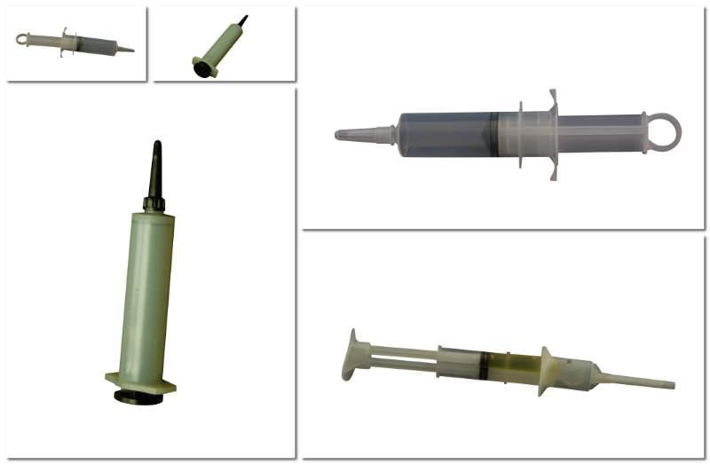Cartridge Packaging & Syringe Packaging