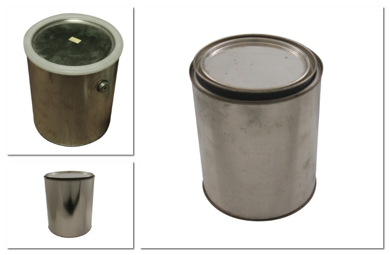 Metal Round Cans Packaging